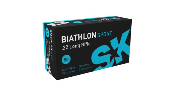 SK - .22LR Biathlon Sport - Box of 50