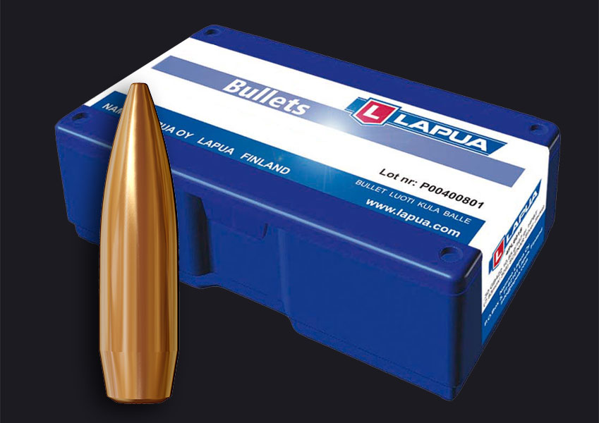 Lapua - .30, 167gr. (10.85g), Scenar - GB422 - Box of 1000