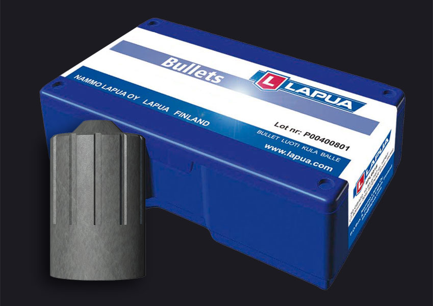 Lapua - .32 S&W, 83gr. (5.35g), LWC - C427 - Box of 1000