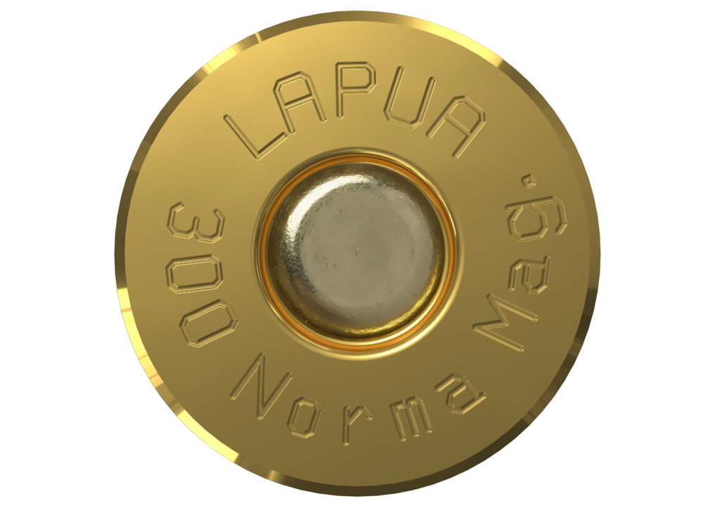 Lapua - .300 Norma Magnum Reloading Cases - Box of 100