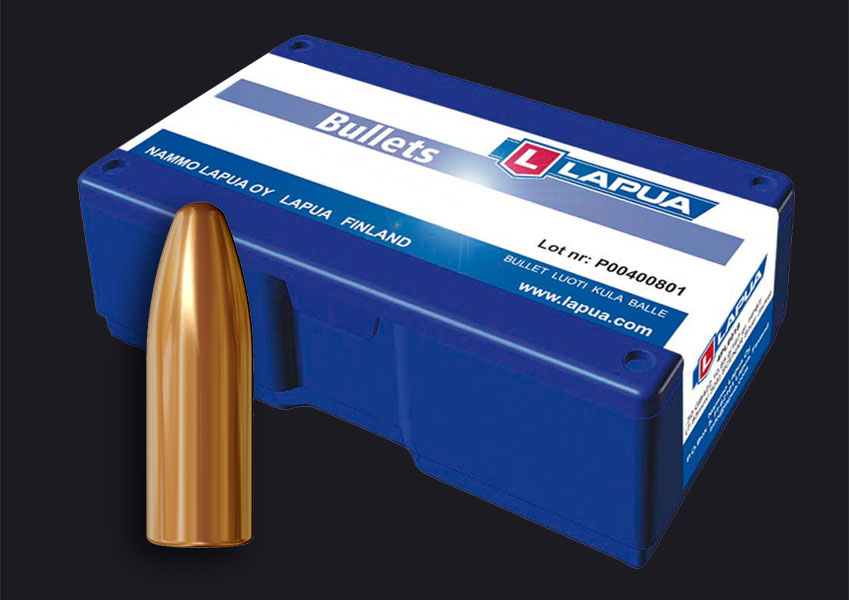 Lapua - 6.5mm, 100gr. (6.5g), Spitzer - Lapua S341 - Box of 100