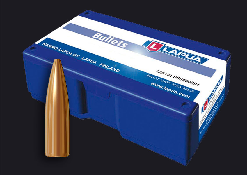 Lapua - Bullets, 6mm, 77gr. OTM Scenar - G490 - Box of 100