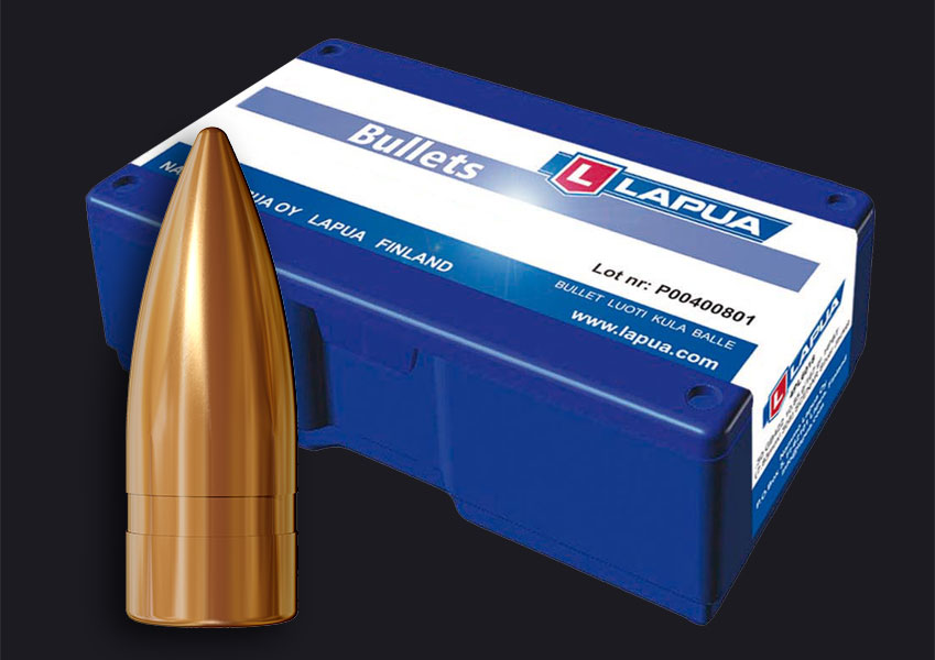 Lapua - .311, 123gr. (8g), FMJ - Lapua S405 - Box of 100