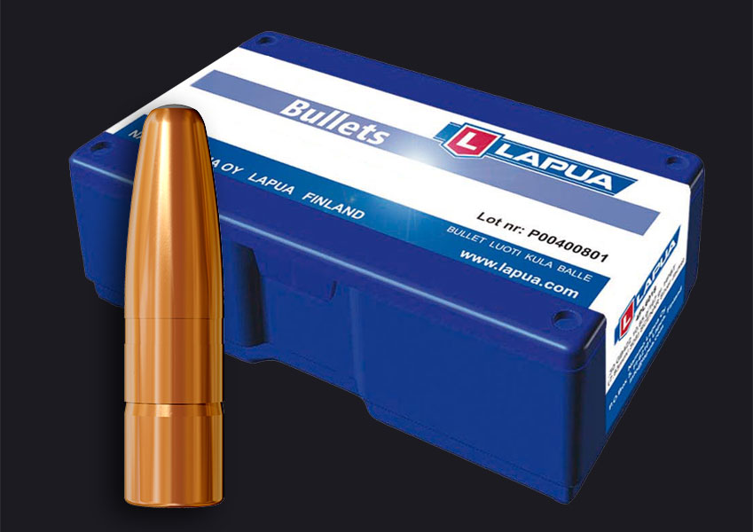 Lapua - .30, 200gr. (13g), Mega - Lapua E401 - Box of 100