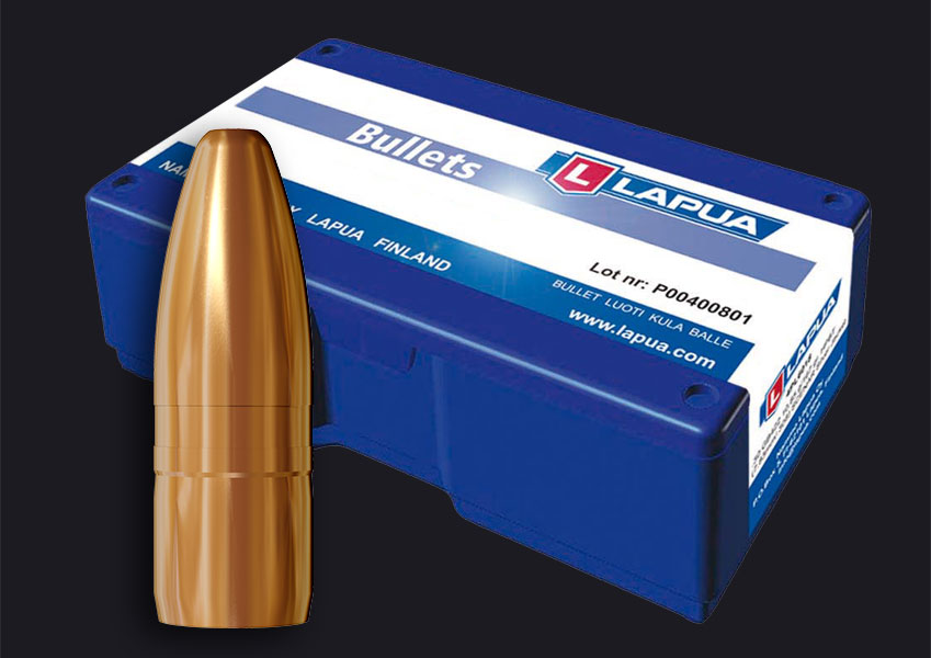 Lapua - .30, 150gr. (9.7g), Mega - Lapua E469 - Box of 100