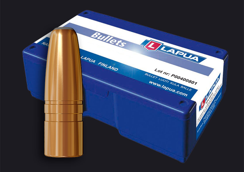 Lapua - Bullets, 9.3mm, 285gr. Mega - E433 - Box of 100