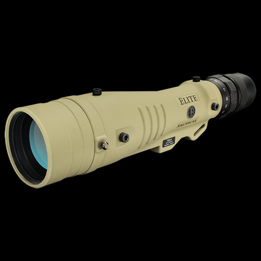 Bushnell - Elite Tactical Spotting Scope LMSS 8-40X60