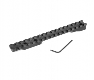 EGW - Base -Swedish Mauser 3 Hole for Strip Clip Undrilled 20MOA