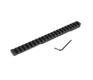 EGW - Base - HD F-Class Remington Short Action 0 MOA 8-40 screws