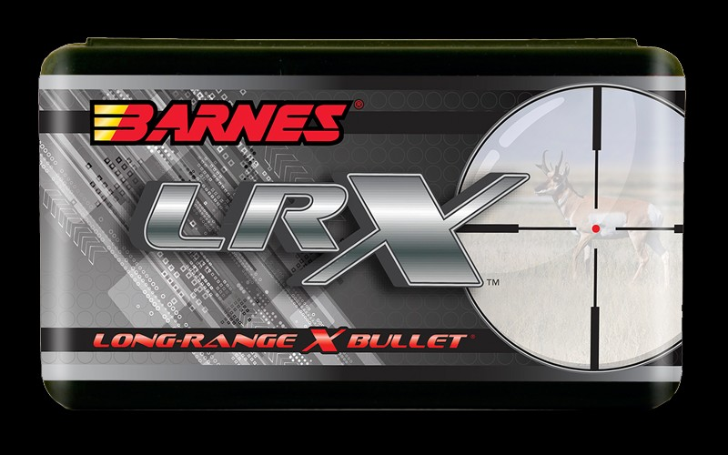 Barnes - Bullets 7mm, 168gr LRX Boat Tail - Box of 50