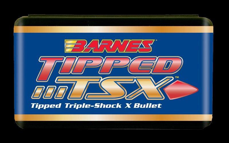 Barnes - Bullets .30 168gr Tipped TSX BT - Box of 50