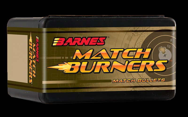 Barnes - Bullets .30 155gr Match Burner BT - Box of 100