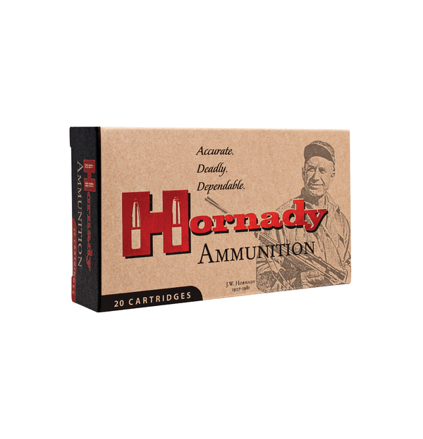 Hornady - Ammo - 6.5CM 140gr ELD Match - Box of 20