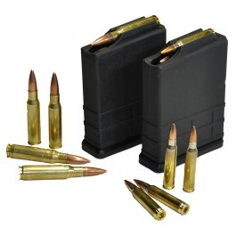 MDT - Polymer Magazines - Black - .308 - 8 rounds