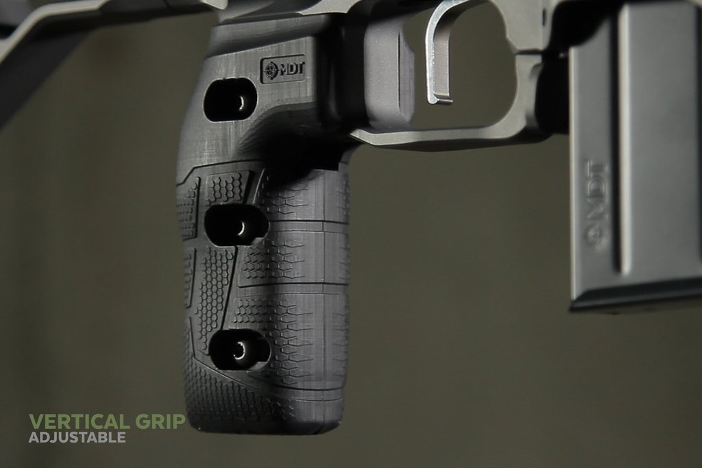 MDT - Adjustable Vertical Pistol Grip