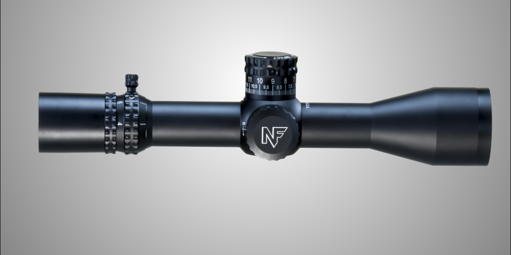 Nightforce - ATACR 4-16x50 - ZS - .250 MOA - DG - MOAR