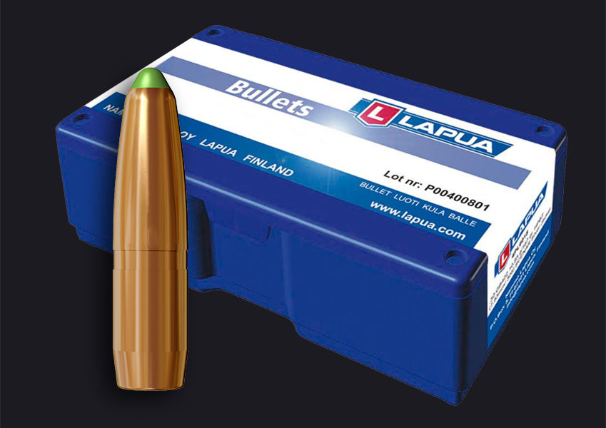 Lapaua - Naturalis Bullets 7mm, 160gr. (10.4g), N510 - Box of 50