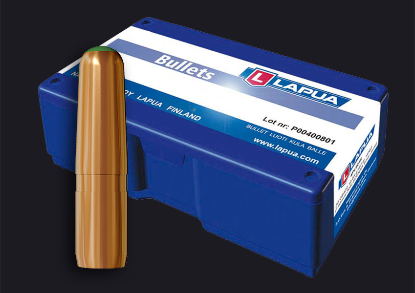 Lapua - Naturalis Bullets 9.3mm, 270gr. N506 - Box of 50