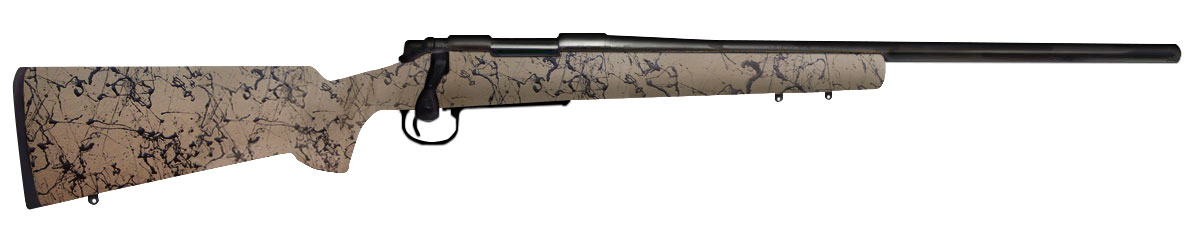 "Remington 700 SS 5R Gen 2 - .260 Rem - 24"" - 8T -Threaded Muzzle"