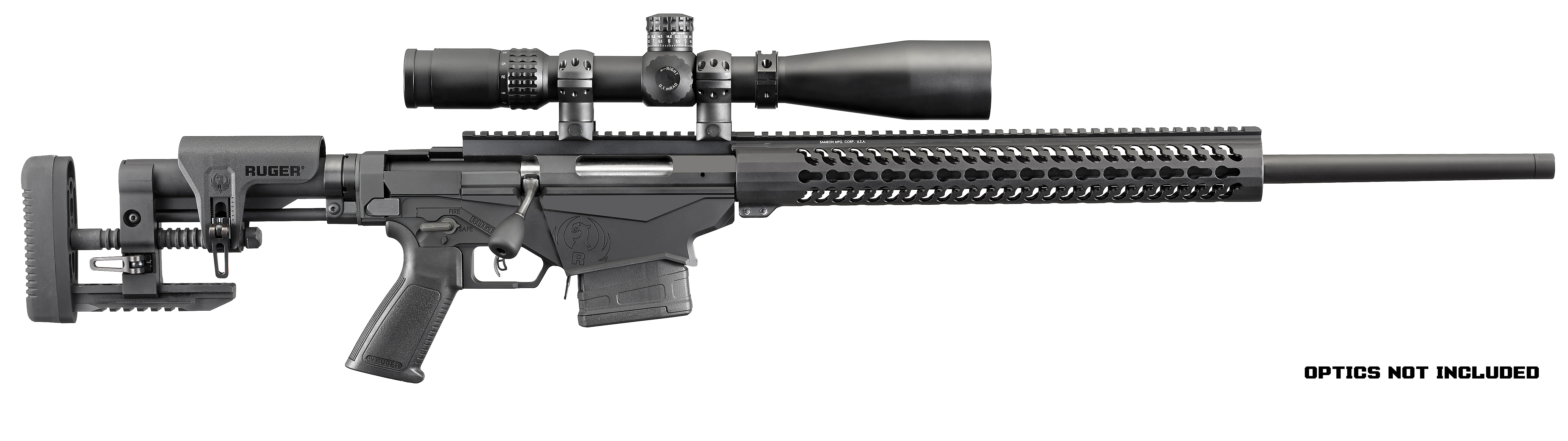 Ruger Precision Rifle - 6.5 Creedmoor