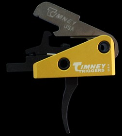 Timney - AR-15 Large pin 3 lbs Solid Trigger